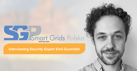 Smart Grid Security Perspective from Emil Gurevitch <br /> ( Translated to English by NES )