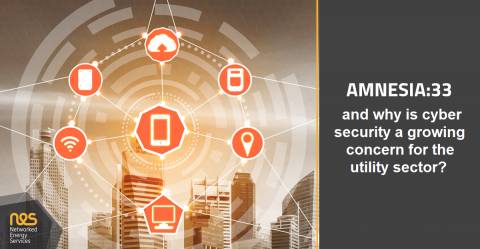 Amnesia:33 and why is Cyber Security a Growing Concern for the Utility Sector?