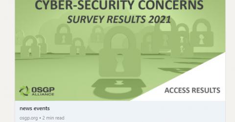 Cyber-security Concerns, OSGP
