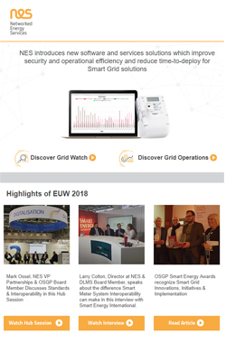 Smart Grid 2019 – Latest News & Resources