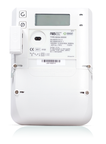 IEC Poly Phase Point-to-Point (P2P) Cellular Smart Meter Device