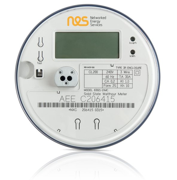 ANSI Smart Meter Features
