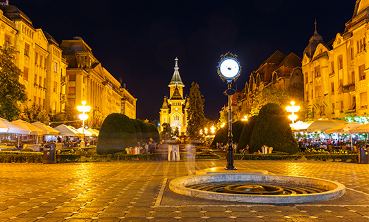 Executing the Smart Energy Transition in Romania
